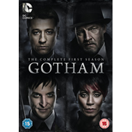 Gotham: The Complete First Season (UK-import) (DVD)