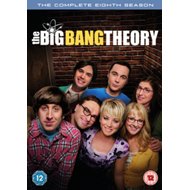 Produktbilde for The Big Bang Theory: The Complete Eighth Season (UK-import) (DVD)