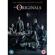 Produktbilde for The Originals: The Complete Second Season (UK-import) (DVD)