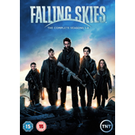 Falling Skies: The Complete Seasons 1-4 (UK-import) (DVD)