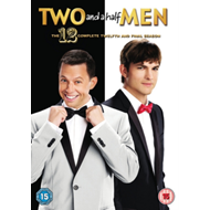 Two And A Half Men: The Complete Twelfth And Final Season (UK-import) (DVD)