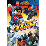 LEGO: Justice League - Attack Of The Legion Of Doom (UK-import) (DVD)