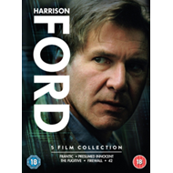 Produktbilde for Harrison Ford Collection (UK-import) (DVD)