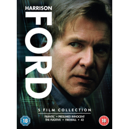 Harrison Ford Collection (UK-import) (DVD)