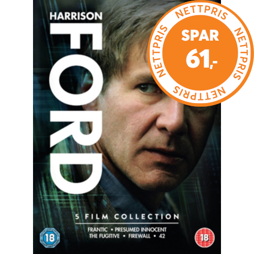 Harrison Ford Collection Uk Import Dvd