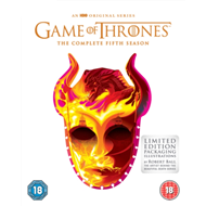 Produktbilde for Game Of Thrones: The Complete Fifth Season (UK-import) (DVD)