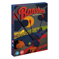 Banshee: The Complete Third Season (UK-import) (DVD)
