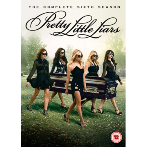 Pretty Little Liars: The Complete Sixth Season (UK-import) (DVD)