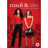 Rizzoli & Isles: The Complete Sixth Season (UK-import) (DVD)