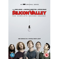 Silicon Valley: The Complete Second Season (UK-import) (DVD)