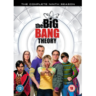 Produktbilde for The Big Bang Theory: The Complete Ninth Season (UK-import) (DVD)