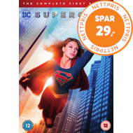 Produktbilde for Supergirl: The Complete First Season (UK-import) (DVD)