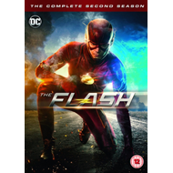 Produktbilde for The Flash: The Complete Second Season (UK-import) (DVD)
