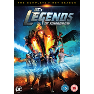 DC's Legends Of Tomorrow: The Complete First Season (UK-import) (DVD)