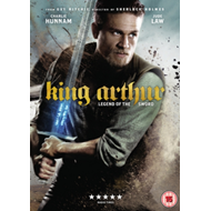 King Arthur - Legend Of The Sword (UK-import) (DVD)