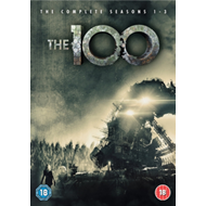 The 100 - Sesong 1-3 (UK-import) (DVD)