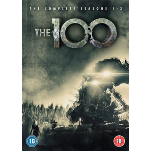 100: The Complete Seasons 1-3 (UK-import) (DVD)