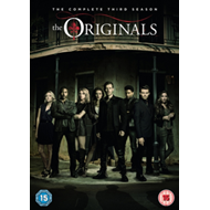Produktbilde for The Originals: The Complete Third Season (UK-import) (DVD)