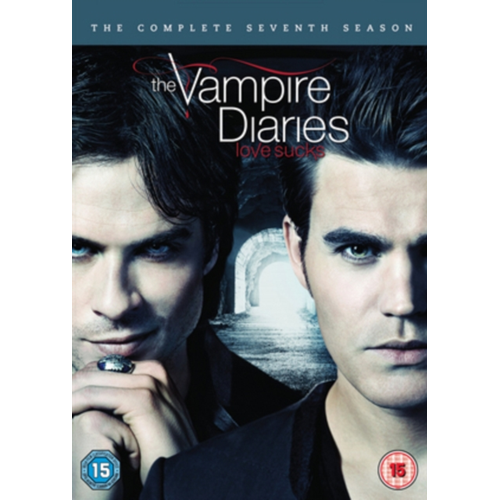 Vampire Diaries: The Complete Seventh Season (UK-import) (DVD)