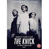 Produktbilde for The Knick: The Complete Second Season (UK-import) (DVD)