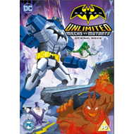 Produktbilde for Batman Unlimited: Mech Vs Mutants (UK-import) (DVD)
