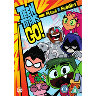 Teen Titans Go!: Mission To Misbehave (UK-import) (DVD)