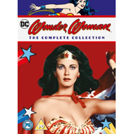 Wonder Woman: The Complete Collection (UK-import) (DVD)