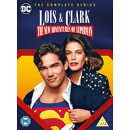 Produktbilde for Lois & Clark - The New Adventures Of Superman: Complete Series (UK-import) (DVD)