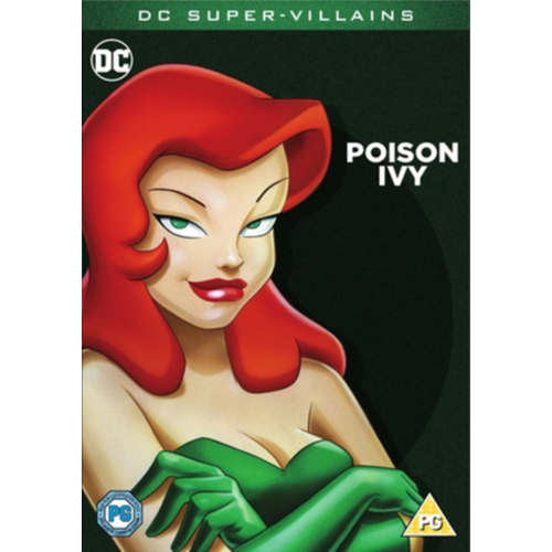 DC Super-Villains: Poison Ivy (UK-import) (DVD)