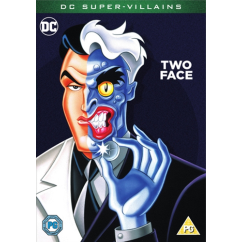 DC Super-Villains: Two-Face (UK-import) (DVD)