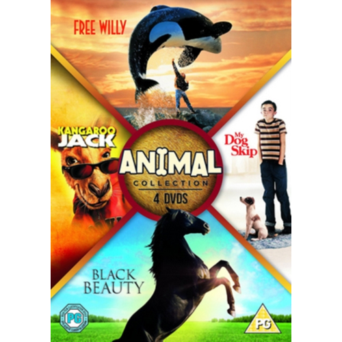 Animal Collection (UK-import) (DVD)