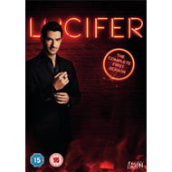 Lucifer: The Complete First Season (UK-import) (DVD)