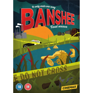 Produktbilde for Banshee: Final Season (UK-import) (DVD)