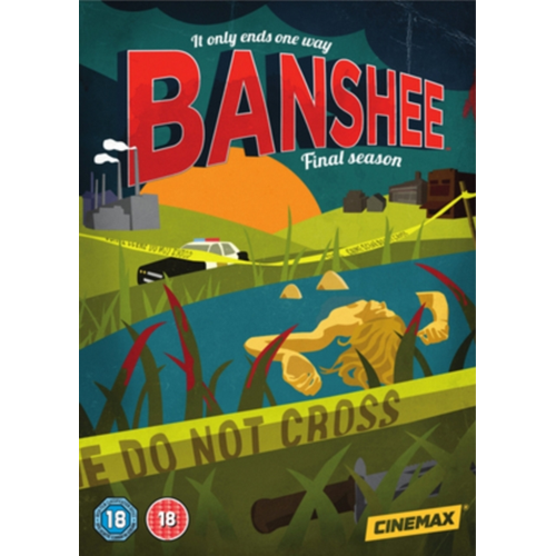 Banshee: Final Season (UK-import) (DVD)