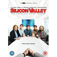Silicon Valley: The Complete Third Season (UK-import) (DVD)