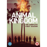 Animal Kingdom: The Complete First Season (UK-import) (DVD)