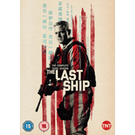 Last Ship: The Complete Third Season (UK-import) (DVD)