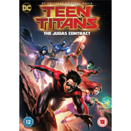 Teen Titans: The Judas Contract (UK-import) (DVD)