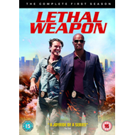 Produktbilde for Lethal Weapon: The Complete First Season (UK-import) (DVD)