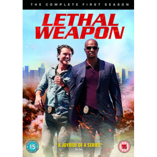 Lethal Weapon: The Complete First Season (UK-import) (DVD)