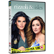Rizzoli & Isles: The Seventh And Final Season (UK-import) (DVD)