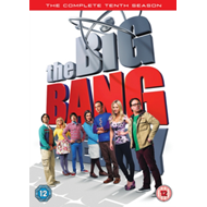 Produktbilde for The Big Bang Theory: The Complete Tenth Season (UK-import) (DVD)