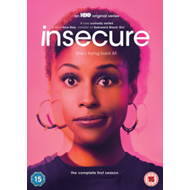 Insecure: The Complete First Season (UK-import) (DVD)