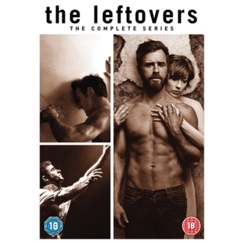 Leftovers: The Complete Series (UK-import) (DVD)