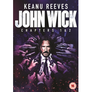 John Wick: Chapters 1 & 2 (UK-import) (DVD)