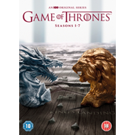Produktbilde for Game Of Thrones: The Complete Seasons 1-7 (UK-import) (DVD)