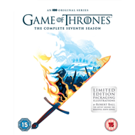 Produktbilde for Game Of Thrones: The Complete Seventh Season (UK-import) (DVD)