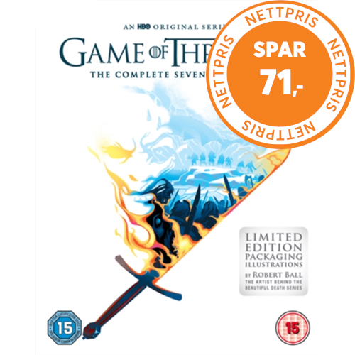 Game Of Thrones: The Complete Seventh Season (UK-import) (DVD)