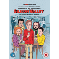 Silicon Valley: The Complete Fourth Season (UK-import) (DVD)