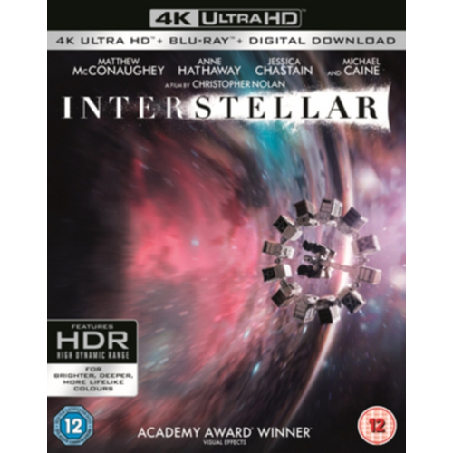 Interstellar (UK-import) (4K Ultra HD + Blu-ray)